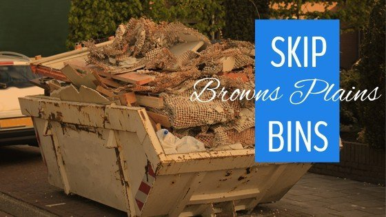 skip bin hire browns plains